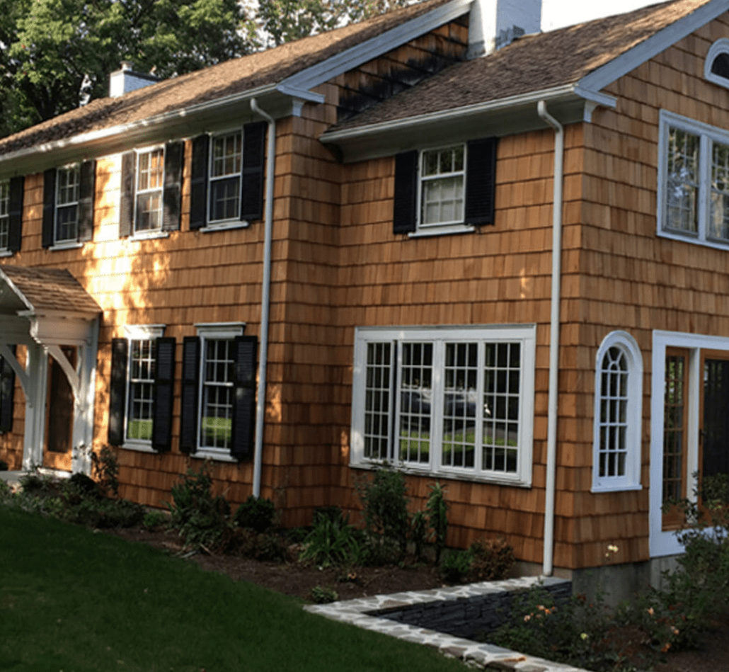 Cedar Is A Leader Caring For Cedar Shingles On Your Home Hands On Painters Inc